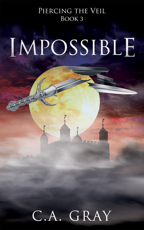 Impossible (Piercing the Veil #3)