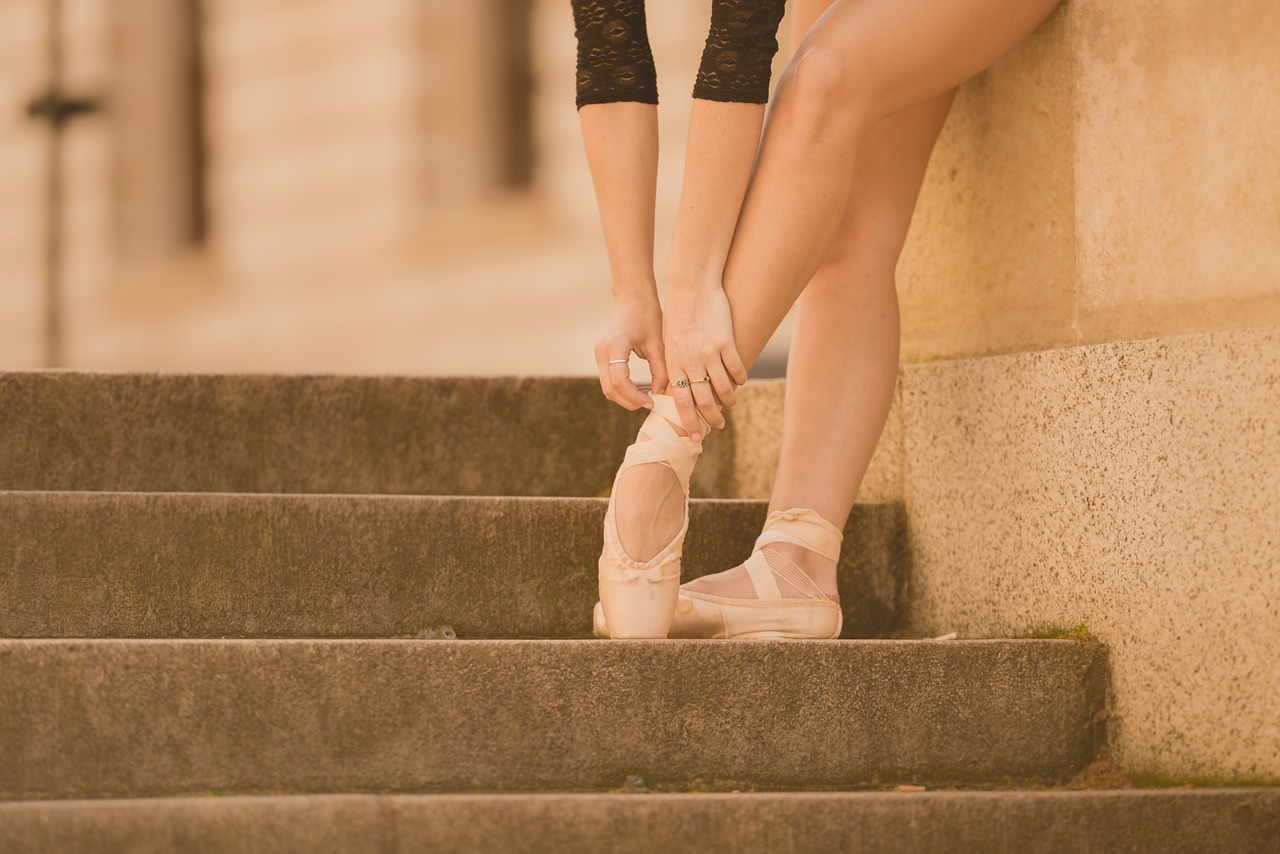 I still want to be a ballerina when I grow up…