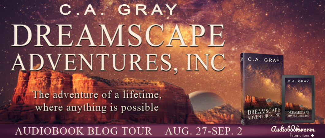 Dreamscape Adventures, Inc. Web Header