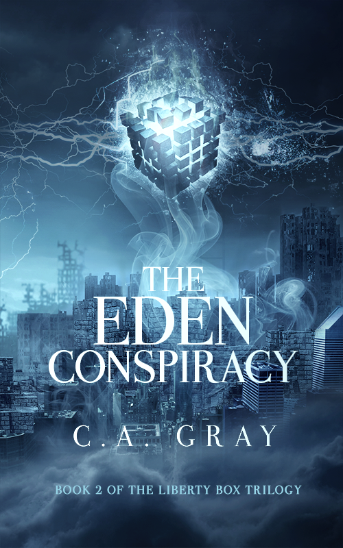 The Eden Conspiracy (The Liberty Box #2)