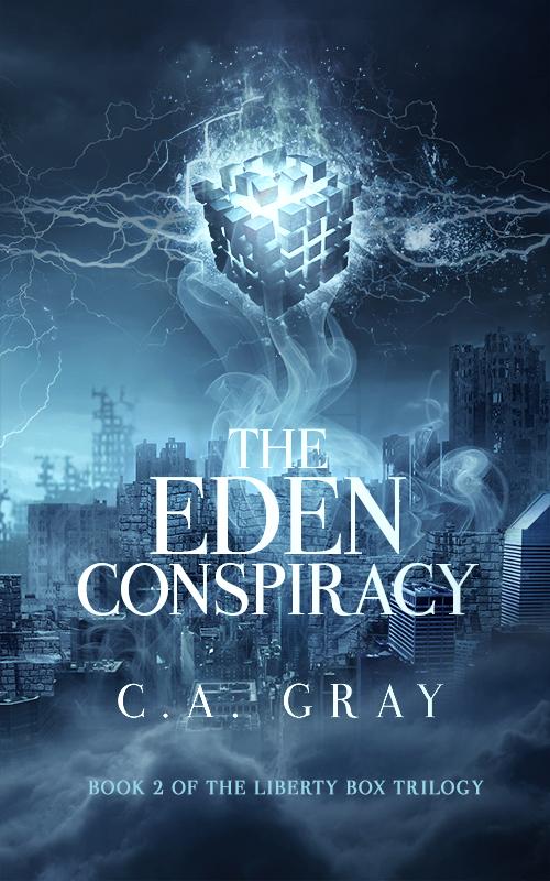 The Eden Conspiracy (The Liberty Box #2)