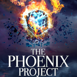 ***Cover Reveal*** The Phoenix Project