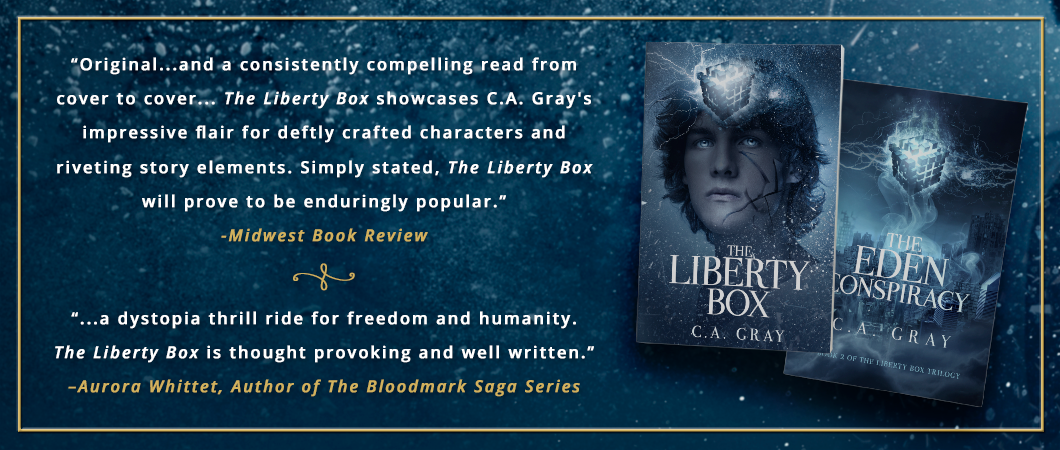 The Liberty Box Trilogy