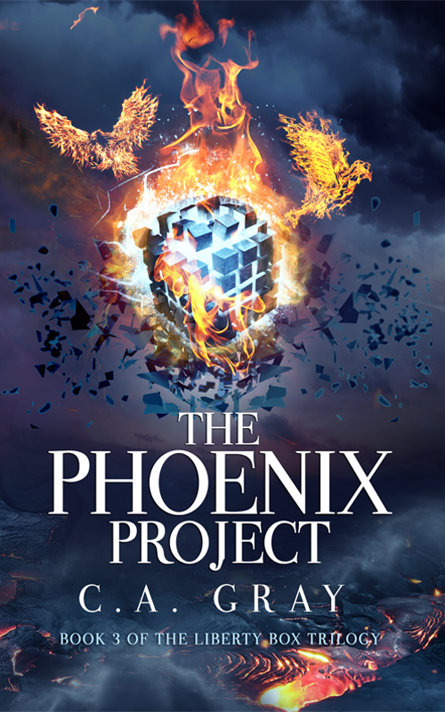 The Phoenix Project (The Liberty Box #3)