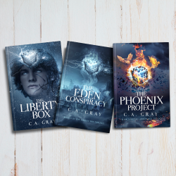 "My Journey: Writing ""The Liberty Box"" Trilogy"