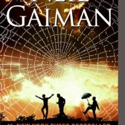 Review of Anansi Boys
