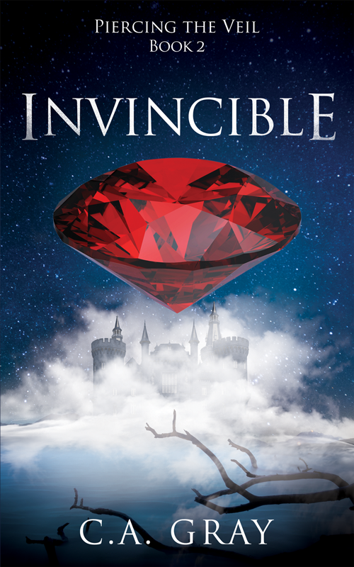 Invincible (Piercing the Veil #2)