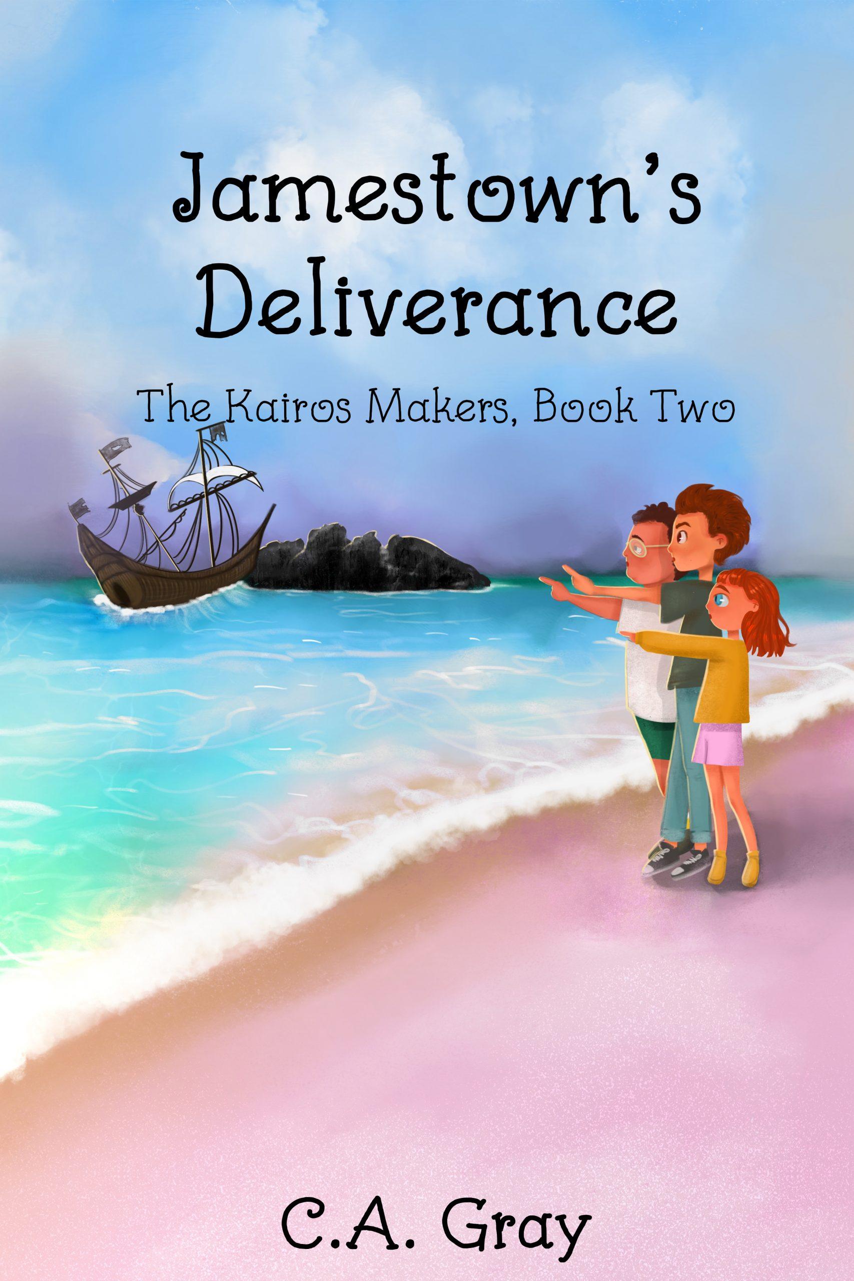 Jamestown's Deliverance